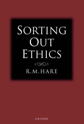Sorting Out Ethics by R.M. Hare image