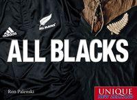 All Blacks: Unique New Zealand by Ron Palenski