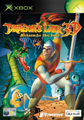 Dragon's Lair 3D for Xbox