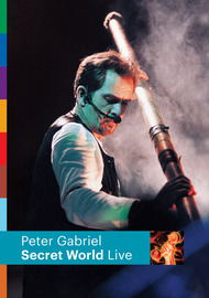 Peter Gabriel - Secret World DVD