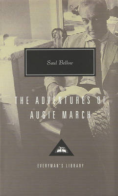 The Adventures Of Augie March by Saul Bellow image