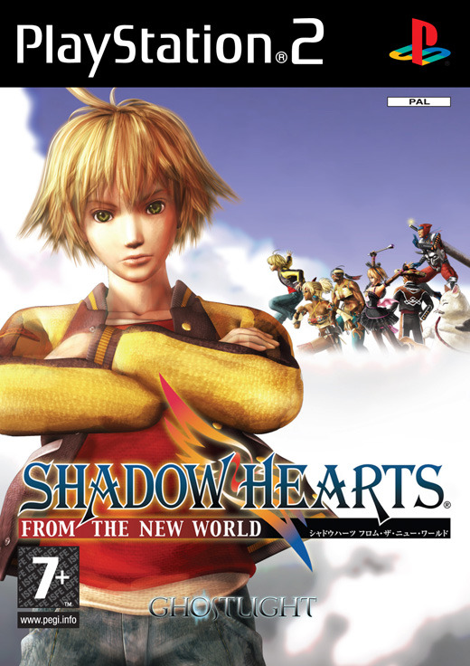 Shadow Hearts: From the New World for PlayStation 2