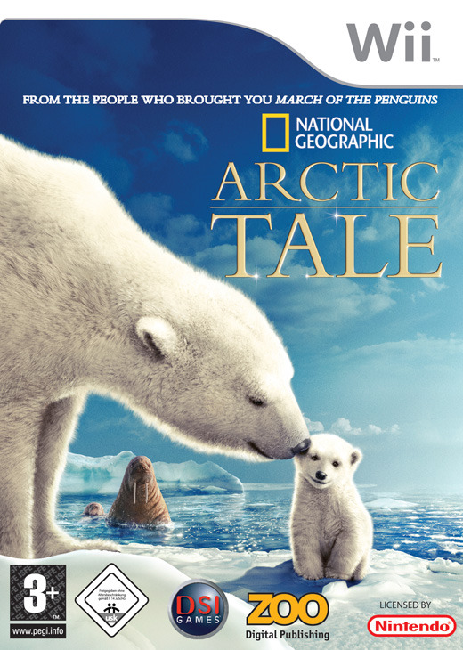An Arctic Tale for Nintendo Wii