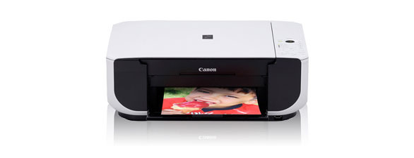 Canon MP210 All-in-One Print Scan & Copy With ChromaLife 100 Ink