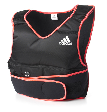 Buy Adidas Weighted Vest Short 4.8kg at Mighty Ape NZ bf37adbe49