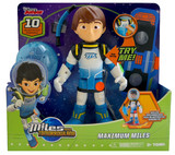 Miles From Tomorrowland: Maximum Miles Deluxe Action Figure
