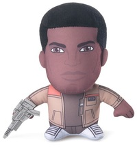 Star Wars The Force Awakens - Finn Super Deformed Plush