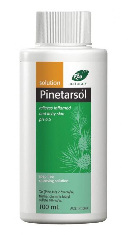 Ego Pinetarsol Solution (100ml)