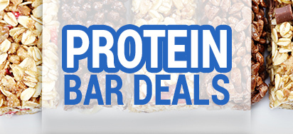 Protein Bar Sale - UP to 30% off!
