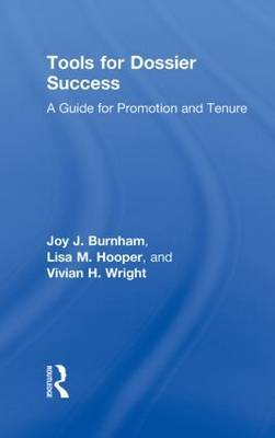 Tools for Dossier Success by Joy J. Burnham image