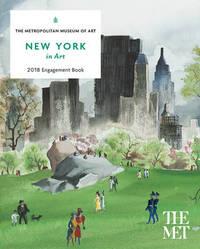 New York in Art 2018 Mini Wall Calendar by The Metropolitan Museum of Art