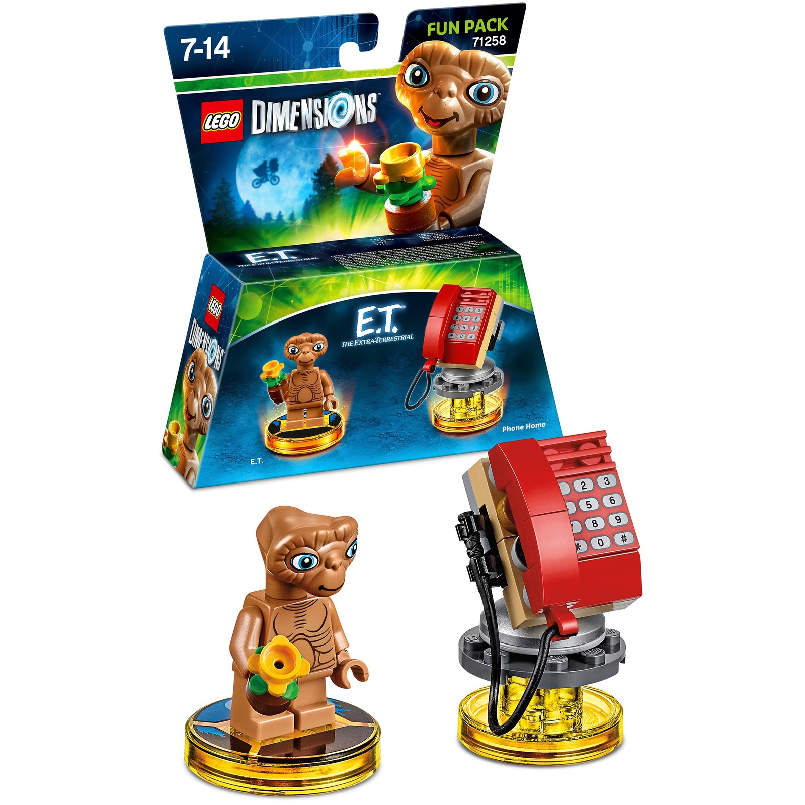 LEGO Dimensions Fun Pack - E.T. (All Formats) for  image