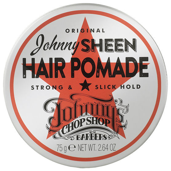 Johnny's Chop Shop - Johnny Sheen Hair Pomade (75g) image