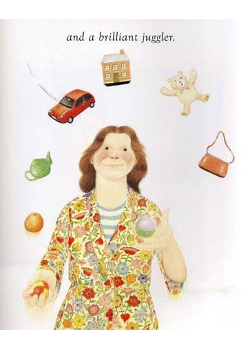 My Mum by Anthony Browne image