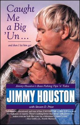 Caught Me a Big 'Un by Jimmy Houston image