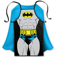 DC Batman Costume Cape Apron