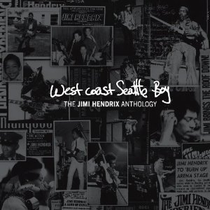 West Coast Seattle Boy: The Jimi Hendrix Anthology (CD/DVD) by Jimi Hendrix image