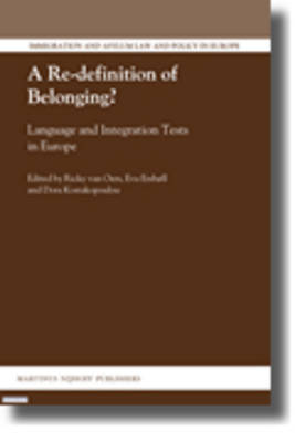 A Re-definition of Belonging? image