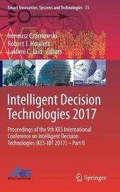 Intelligent Decision Technologies 2017 image