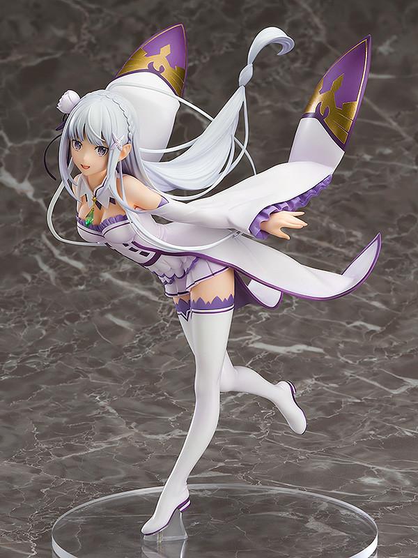 Re:ZERO: 1/7 Emilia - PVC Figure image