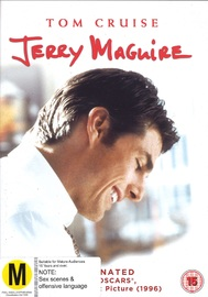Jerry Maguire on DVD