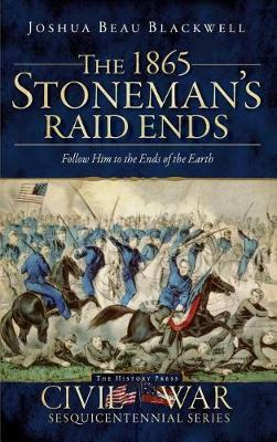 The 1865 Stoneman's Raid Ends by Joshua Beau Blackwell image