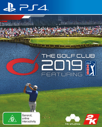 The Golf Club 2019 Featuring PGA Tour for PS4