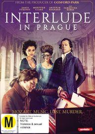 Interlude In Prague on DVD