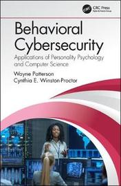 Behavioral Cybersecurity by Wayne Patterson