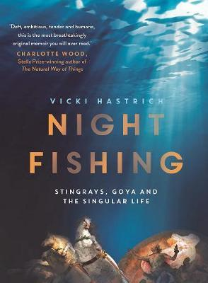 Night Fishing by Vicki Hastrich
