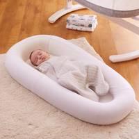 PurFlo: Sleep Tight Baby Bed - Soft White