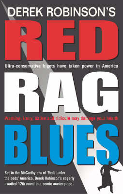 Red Rag Blues by Derek Robinson image