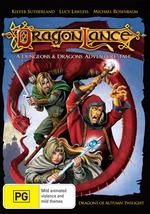 Dragonlance - Dragons Of The Autumn Twilight on DVD