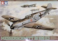 Tamiya German Messerschmitt BF109 E3 1/48 Aircraft Model Kit