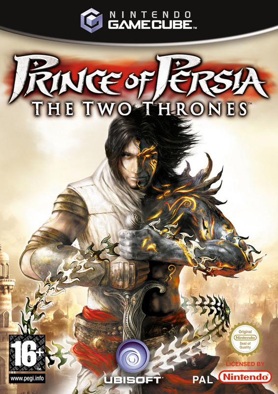 Prince of Persia 3: The Two Thrones for GameCube