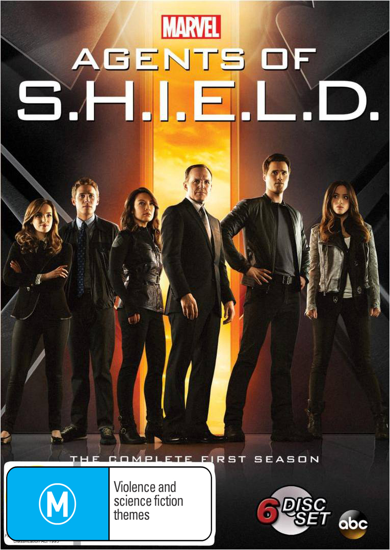 Marvel's Agents Of SHIELD - Season 1 on DVD image