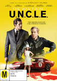 The Man From U.N.C.L.E DVD
