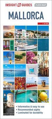 Insight Flexi Map: Mallorca by APA Publications Limited