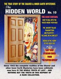 The Hidden World Number 10 by Richard S. Shaver