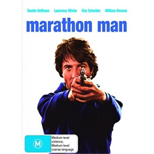 Marathon Man on DVD