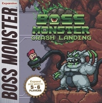 Boss Monster: Crash Landing - Expansion Set