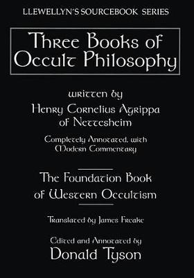 The Three Books of Occult Philosophy by Heinrich Cornelius Agrippa Von Nettesheim image