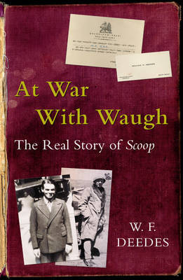 At War With Waugh by W.F. Deedes image