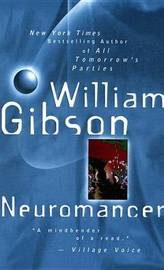 Neuromancer by William Gibson image