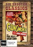 Gunsmoke (Six Shooter Collection) on DVD