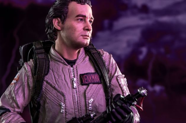 Ghostbusters: Dr Peter Venkman - 1:10 Scale Statue