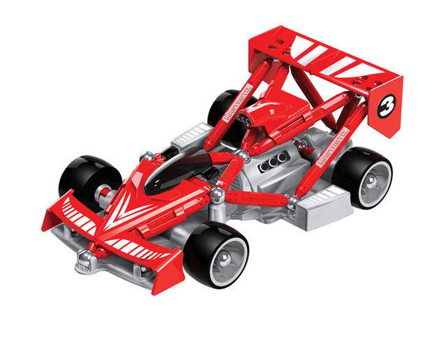 Magtastix: Magnetic Building Set - Racecar