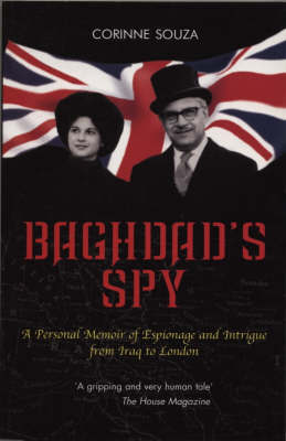 Baghdad's Spy by Corinne Souza image