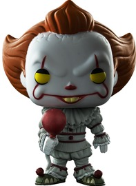 IT (2017) - Pennywise (with Ballon) Pop! Vinyl Figure