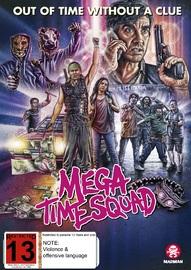 Mega Time Squad on DVD